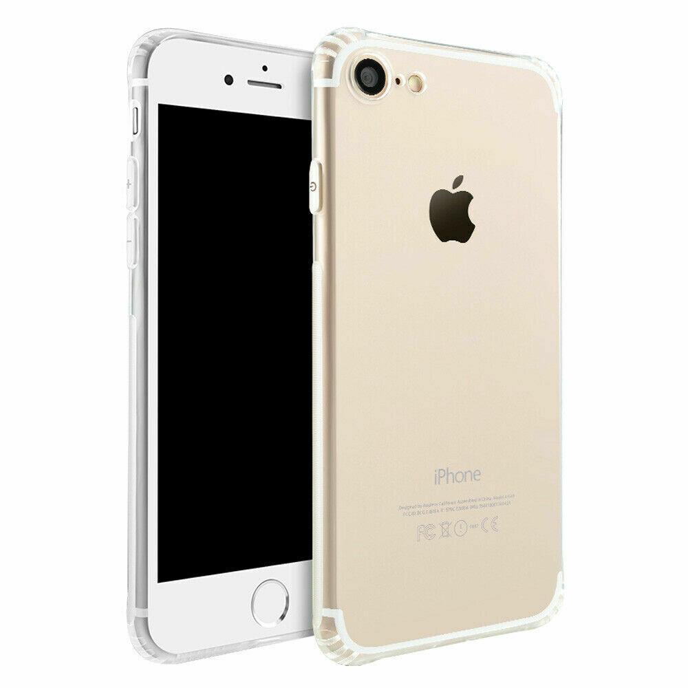 iPhone 8 iPhone 7 Ultra Slim Hülle Silikon Cover