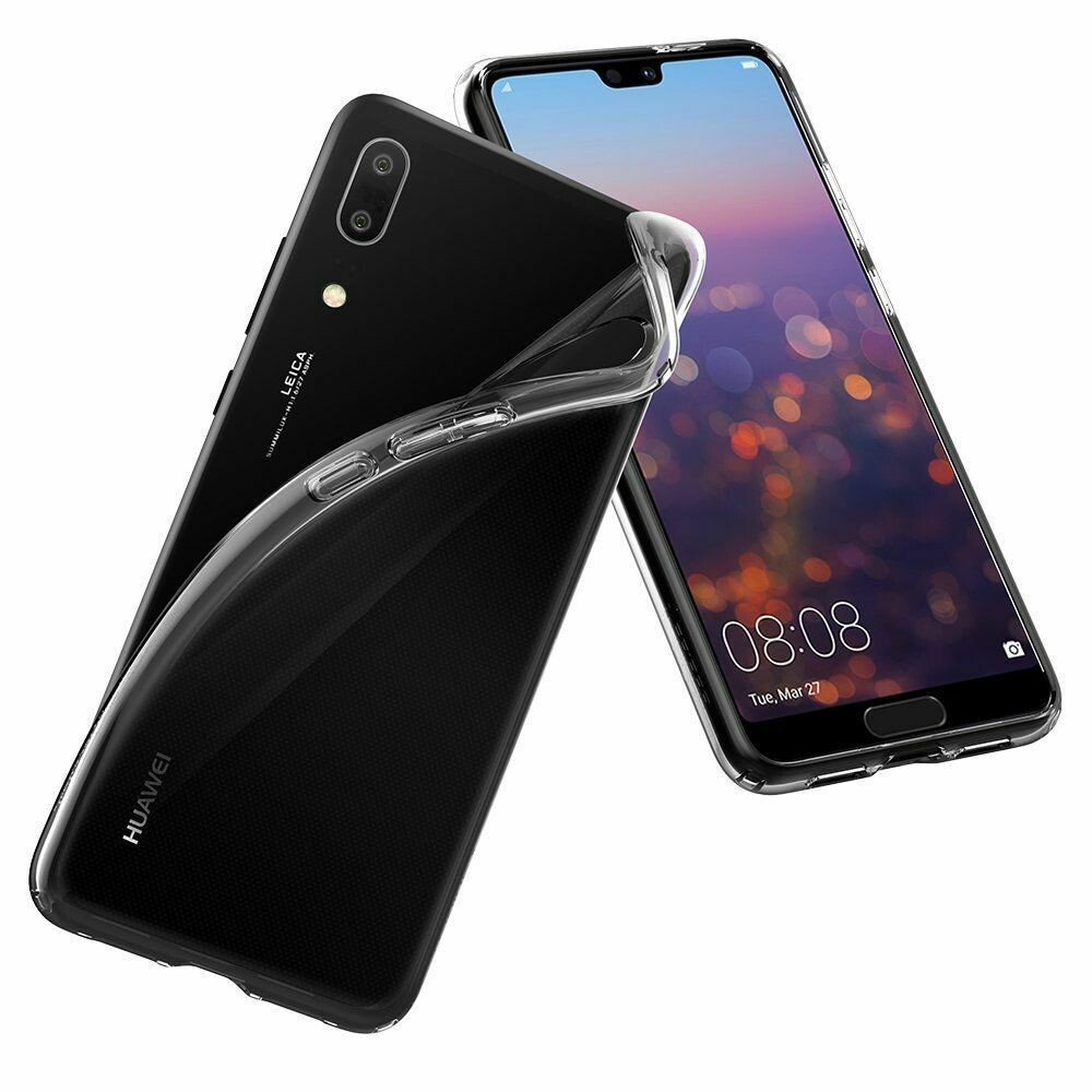 Huawei P20 Hülle Case Transparent Cover