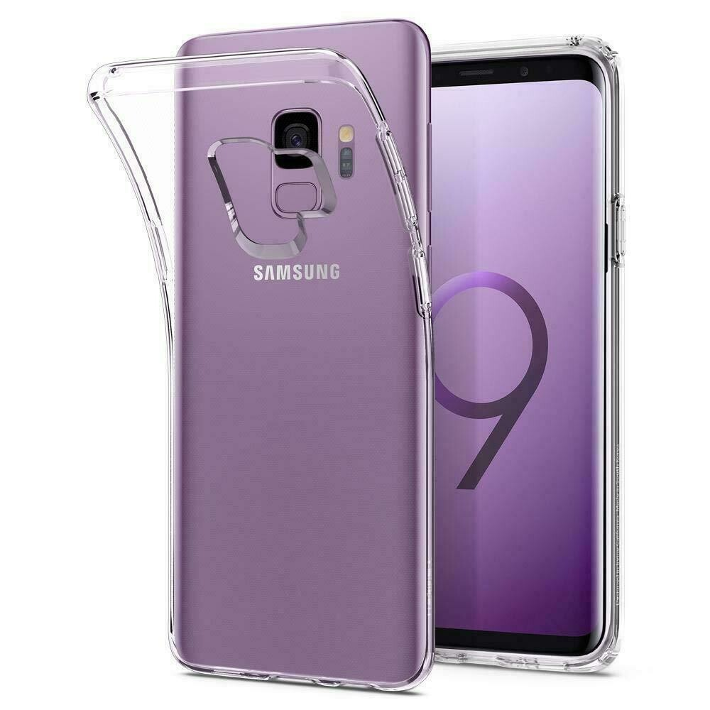 Samsung Galaxy S9 Hülle Ultra Slim Cover Durchsichtig