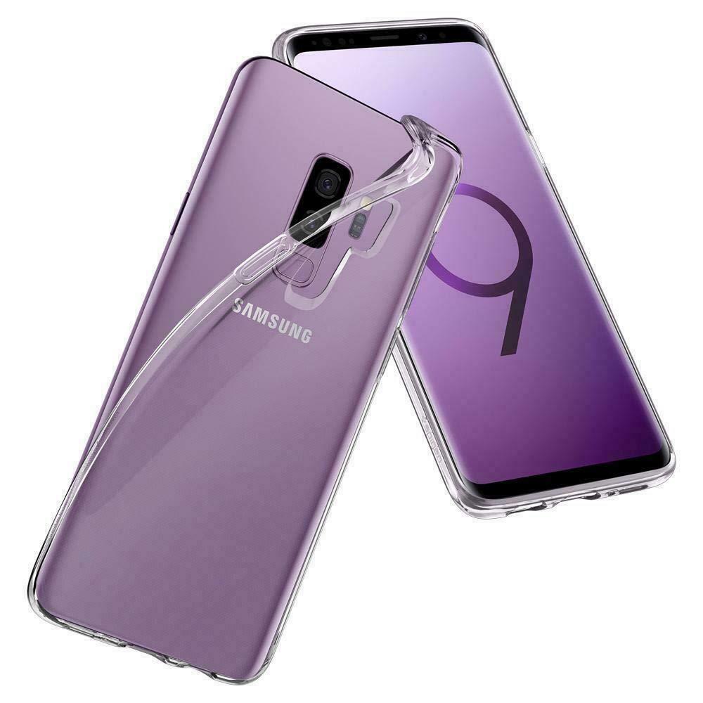 Samsung Galaxy S9 Plus Silikon Hülle Ultra Slim Case