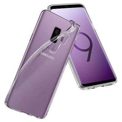 Samsung Galaxy S9 Plus Silikon Hülle Ultra Slim Case