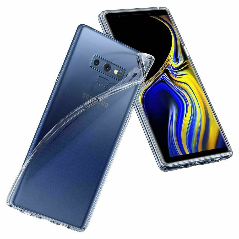 Samsung Galaxy Note 9 Durchsichtig Transparent Hülle