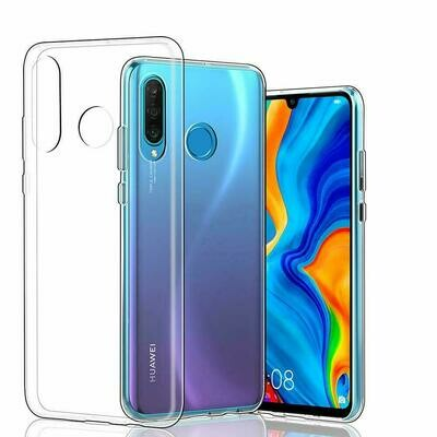 Huawei P30 Lite Crystal Hülle Transparent Cover