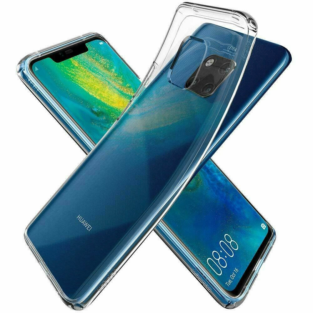 Huawei Mate 20 PRO Cover Hülle Transparent Durchsichtig
