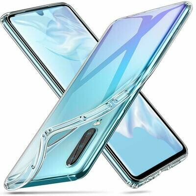 Huawei P30 Liquid Crystal Hülle Transparent Cover