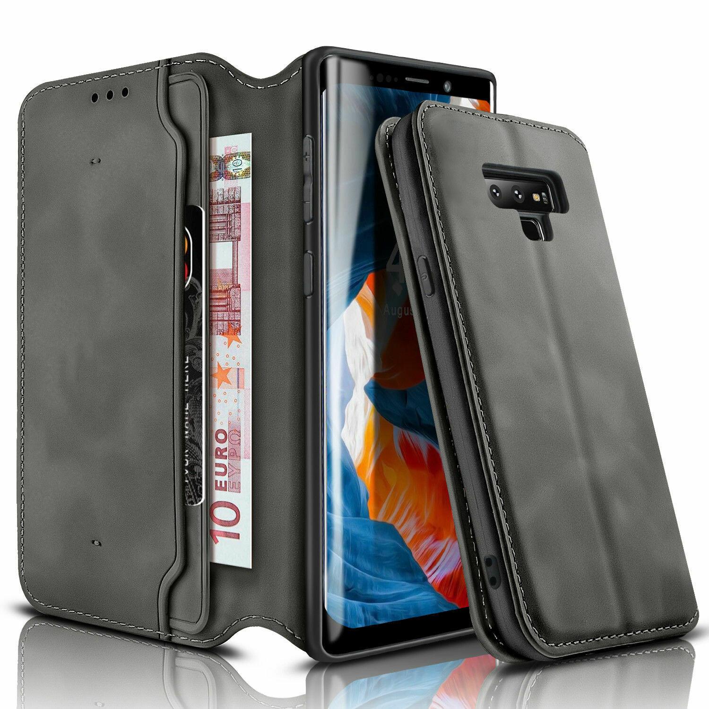 Samsung Galaxy Note 9 Handytasche Ledertasche