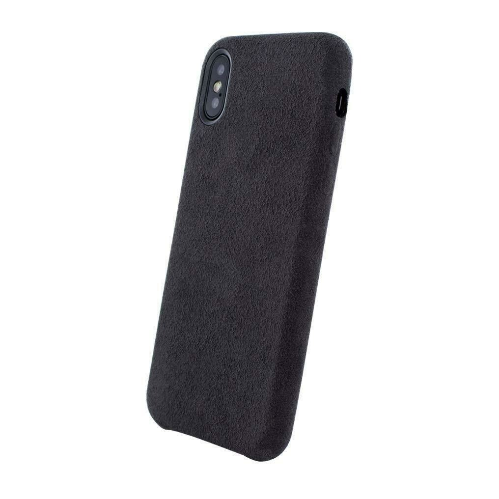 iPhone XS Max ALCANTARA HÜLLE Case Cover