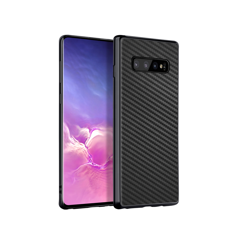Samsung Galaxy S10 CARBON CASE Hülle Backcover