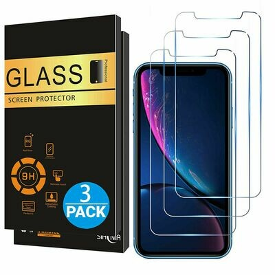 3x iPhone 11 Pro Panzerglas Displayschutzglas
