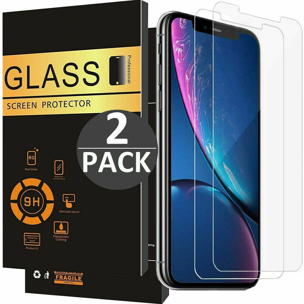 2x Panzerglas für iPhone 11 | 11 PRO | 11 PRO MAX