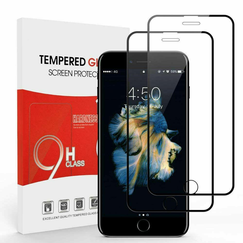 2x 6D Panzerglas für iPhone 6s iPhone 6