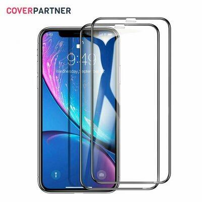 2x 6D Panzerglas für iPhone XR