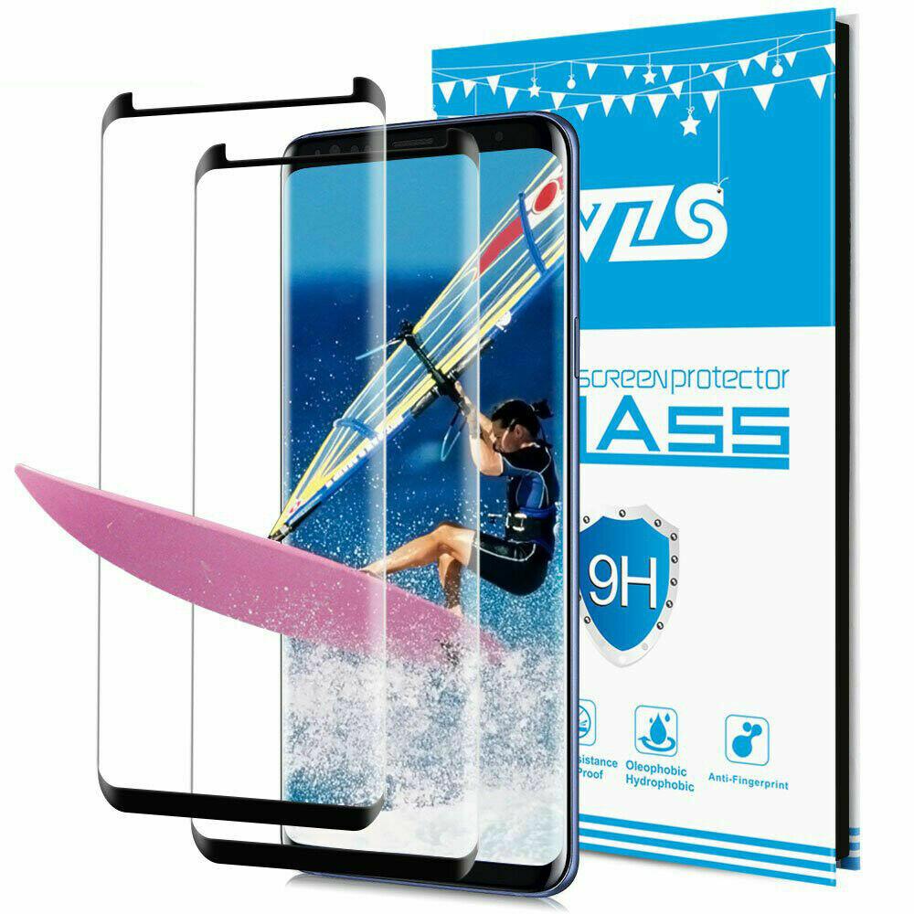2x 3D Samsung Galaxy S9 Plus Panzerglas