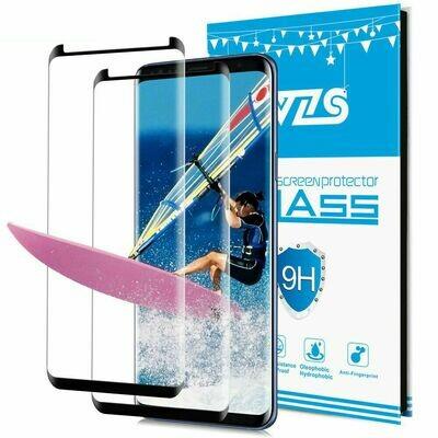 2x 3D Samsung Galaxy S9 Panzerglas