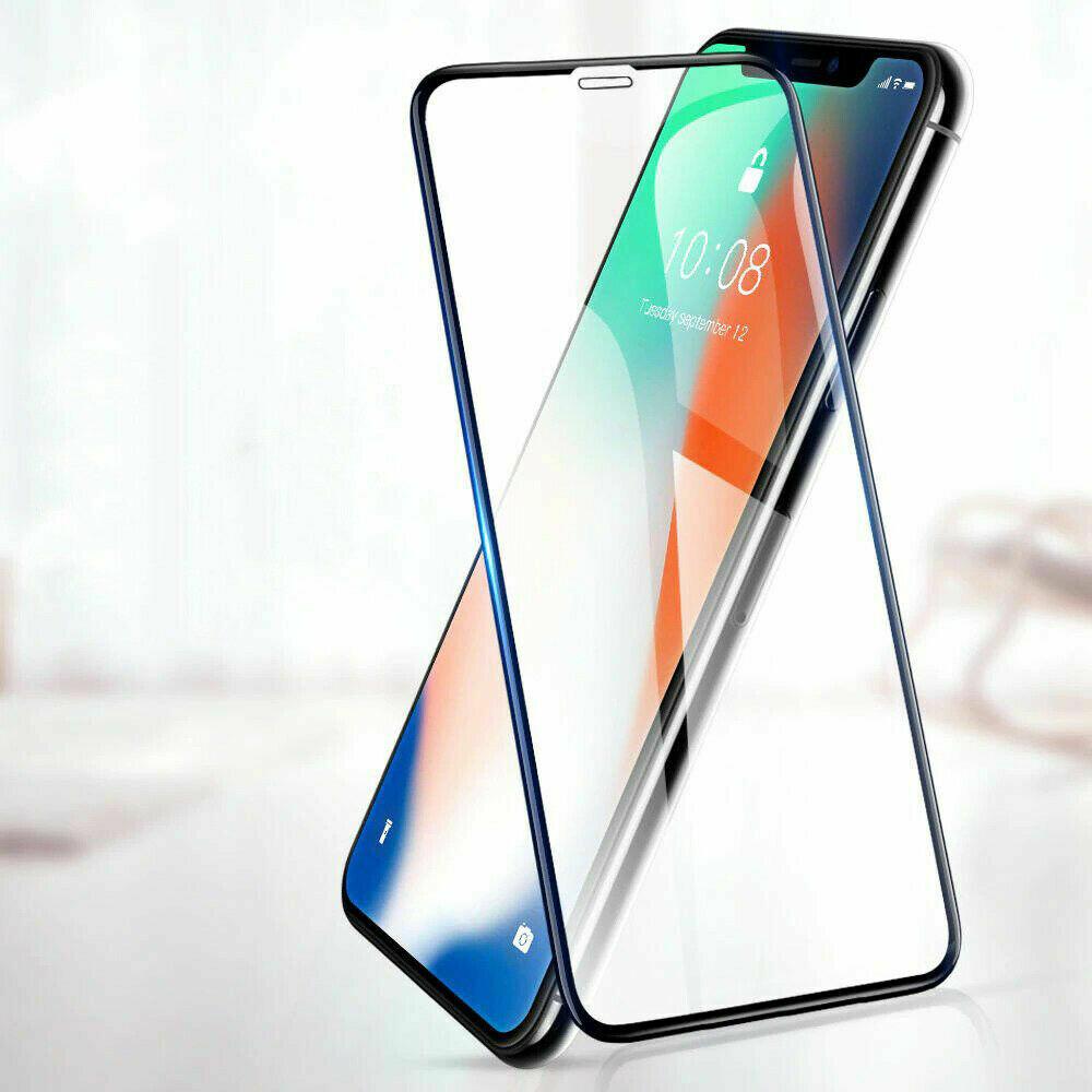 2x 6D Panzerglas für iPhone 11 Pro Max