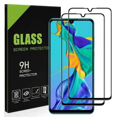 2x 6D Panzerglas für Huawei P30