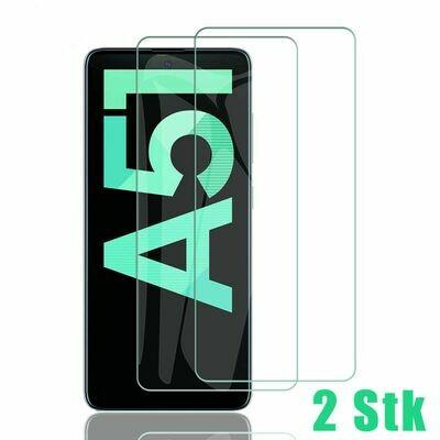2x Samsung Galaxy A51 Schutzglas Panzerglas