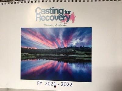 Casting for Recovery Victoria Calendar 2021-22