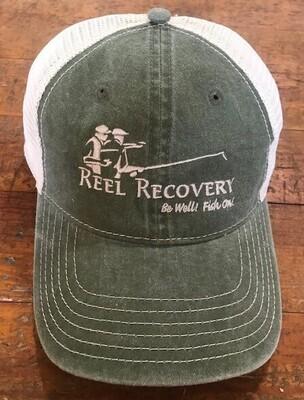Reel Recovery Mesh Cap