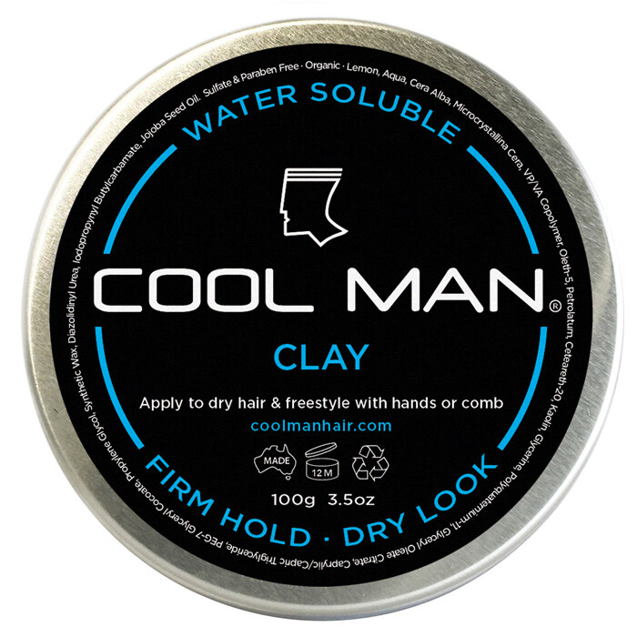 COOL MAN® CLAY