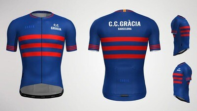 Maillot CX Pro (Hombre y Mujer)