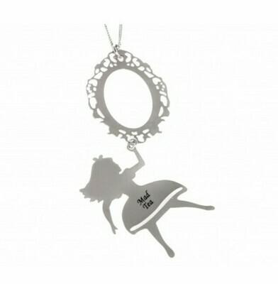Collana Alice con specchio - Special edition