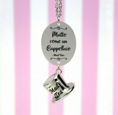 Collana Alice - Matto come un Cappellaio