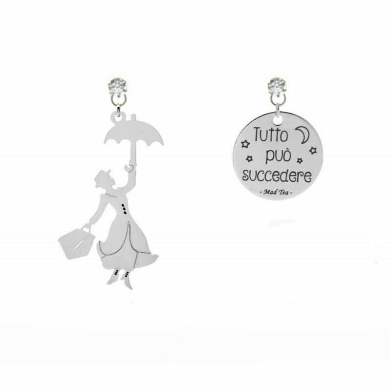 Orecchini Mary Poppins - Tutto può succedere