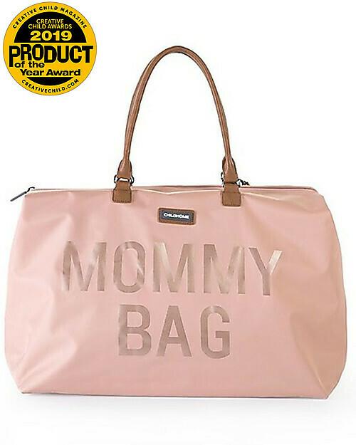 Borsa e fasciatoio Mommy Bag - rosa