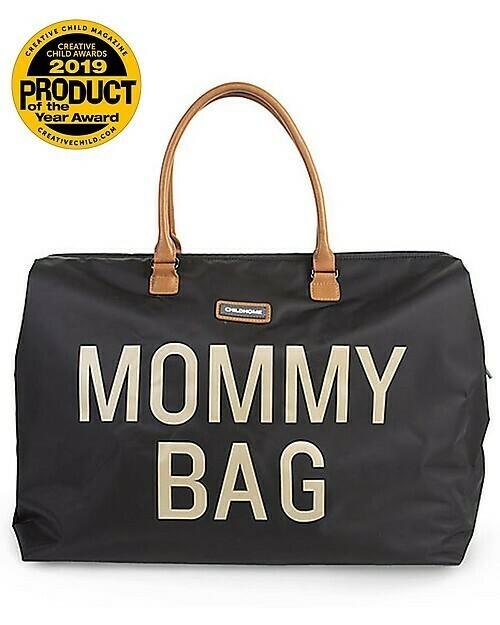 Borsa e fasciatoio Mommy Bag - nero