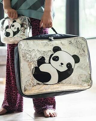 Valigetta Glitter - Panda