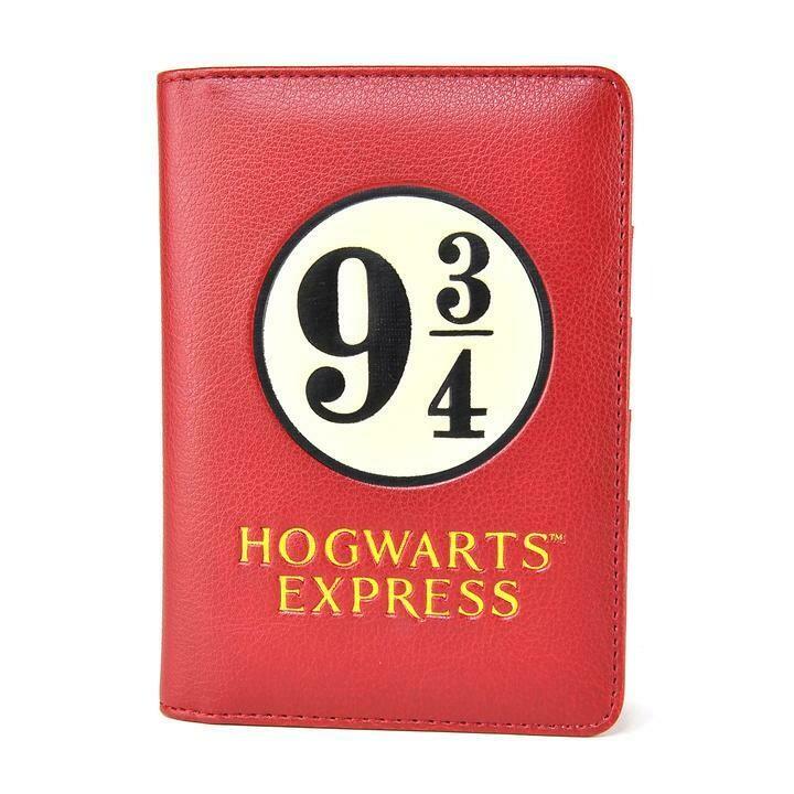 Portapassaporto Harry Potter - Binario 9 e 3/4