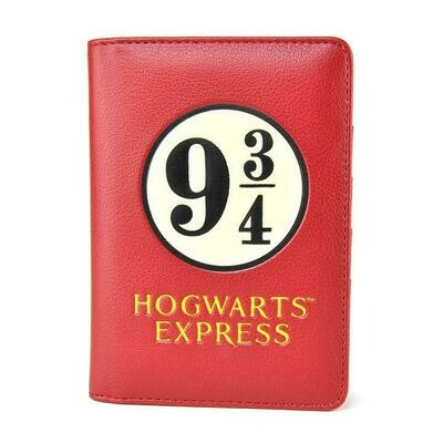 Portapassaporto Harry Potter - Binario 9 e 3/4