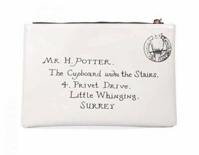 Pochette Harry Potter - Lettera Hogwarts