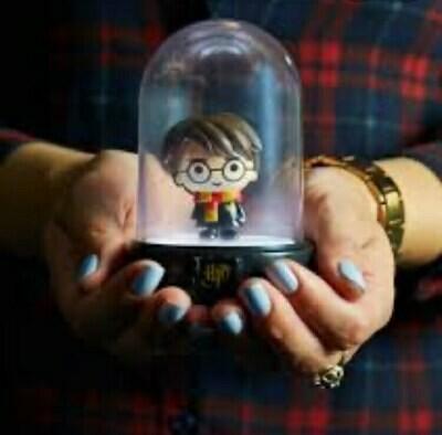 Lampada Led Harry Potter - Harry