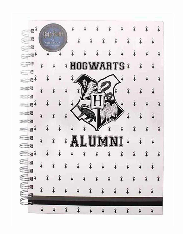 Quadernone A4 Harry Potter - Alumni di Hogwarts