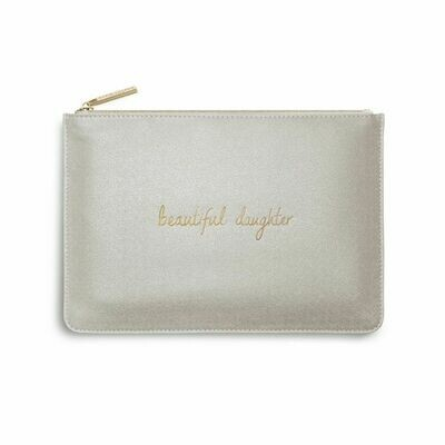 Pochette champagne figlia  Beautiful daughter - Katie Loxton