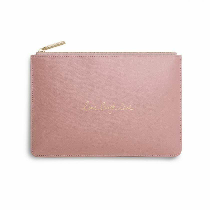 Pochette rosa Live Laugh Love- Katie Loxton 201