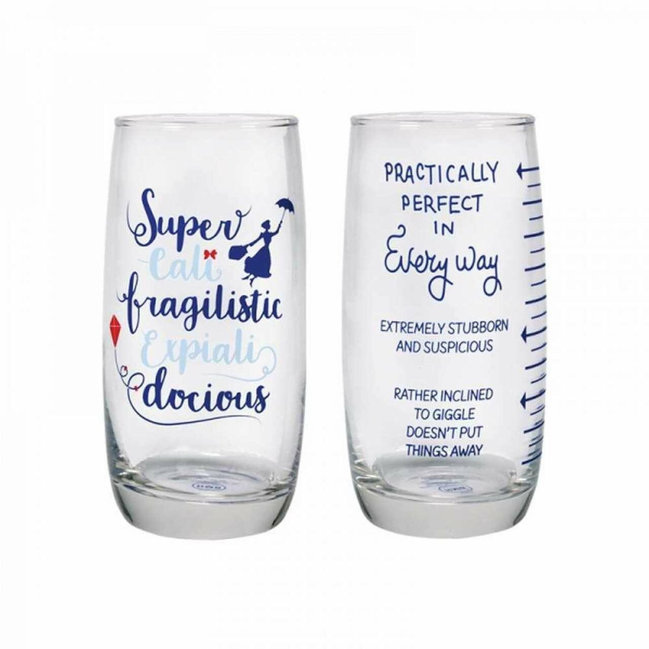 Set bicchieri Mary Poppins