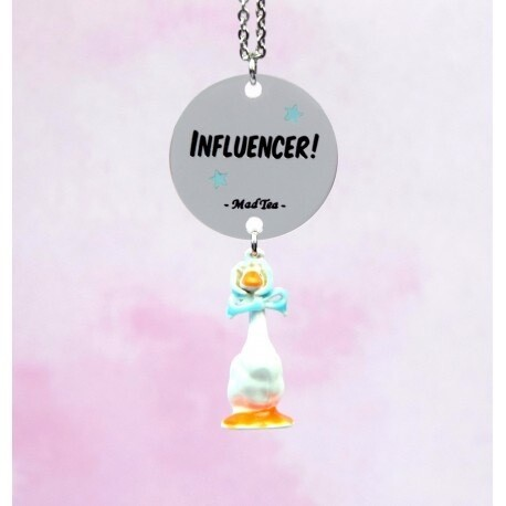 Collana Bla Bla Girls - Influencer