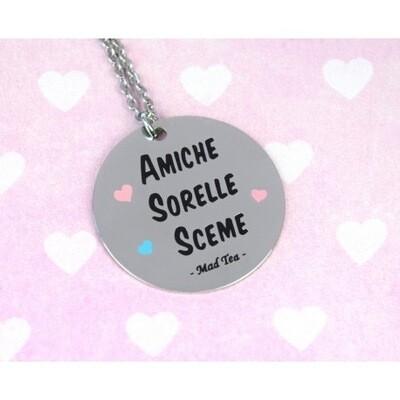 Collana Bla Bla Girls - Amiche Sorelle Sceme