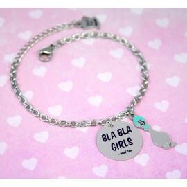 Bracciale Bla Bla Girls Mad Tea BBGB001