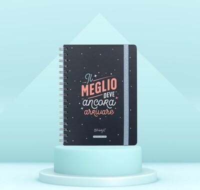 Diario-Agenda Classica Settimanale Grande 2020-2021