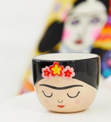 Vaso piccolo Frida Khalo