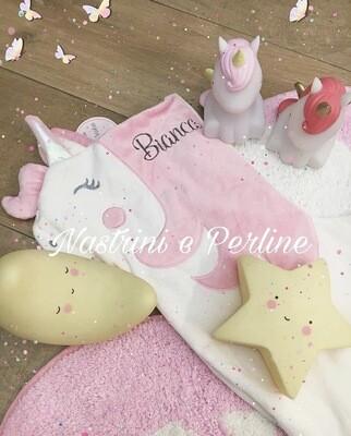 Maxicalza Personalizzata unicorno