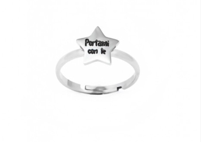 "Anello ""My Little star"""
