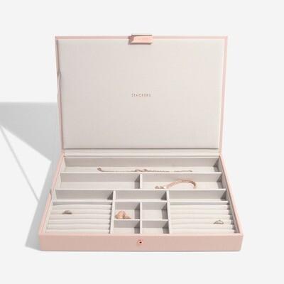 Portagioielli TOP XL Rosa blush Stackers art. 73788