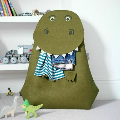 Maxisacca multiuso T-Rex Dinosauro Stackers Baby