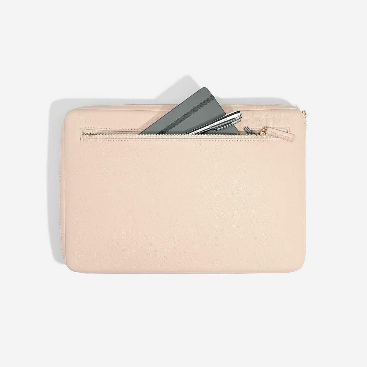 Custodia sleeve per pc laptop Stackers rosa blush