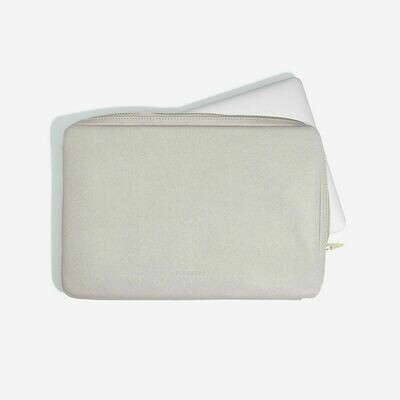 Custodia sleeve per pc laptop Stackers Taupe